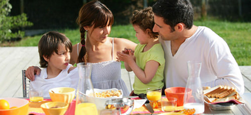 Κανόνες διατροφικής συμπεριφοράς για γονείς